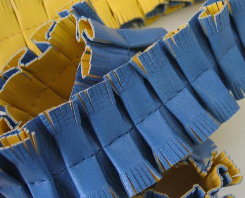Bordi in pelle per calzature e borse