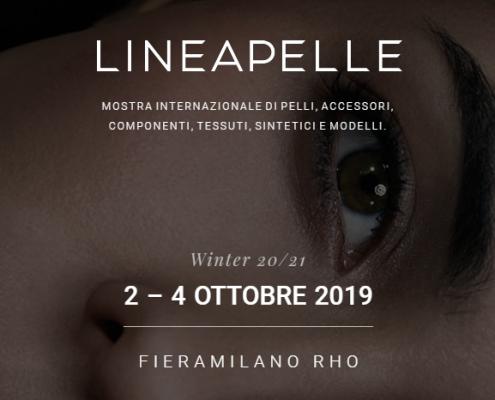 Lineapelle, Ottobre 2019